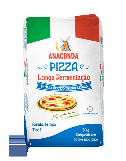 Farinha de Trigo Anaconda Pizza Longa Fermentação - Tipo 1